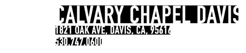 Calvary Chapel Davis